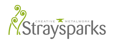 Straysparks Creative Metalwork Logo